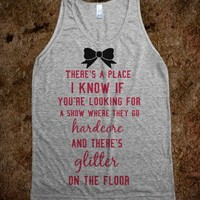 cheerleading tank