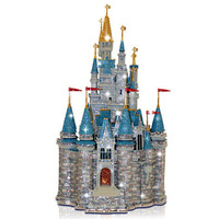 Walt Disney World Cinderella Castle Sculpture by Arribas Brothers - Limited Edition | Disney Store