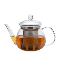 Petit Glass Teapot