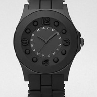 Marc by Marc Jacobs - Solid Stainless Steel Watch