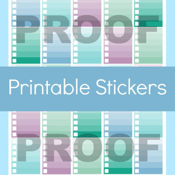 Erin Condren Planner Stickers, Printable Stickers Erin Condren, Planner Stickers Printable, Planner Stickers To Do, Printable Sticker