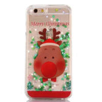 Super Cute Cartoon Deer Iphone 7 7plus & 6 6s plus&5s se Cover Case