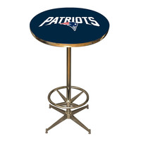 New England Patriots NFL Pub Table