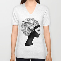 Marianna Unisex V-Neck by Ruben Ireland