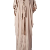 Lanvin Draped Dress - Al Ostoura - Farfetch.com