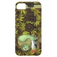 Ogre Strain Case iPhone 5 Cover from Zazzle.com