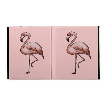 pink flamingo ipad folio cases from Zazzle.com