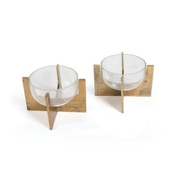 Paladin Candle Holders (Set of 2)