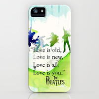 love is you iPhone Case by Sara Eshak | Society6