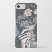inner garden iPhone Case by dada22