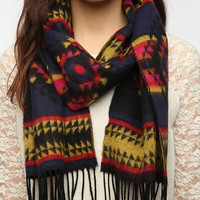 Staring At Stars Pop Geo Scarf