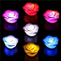 OOOUSE LED Rose Light , Multi Color