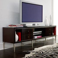 """Tanner"" Entertainment Console - Horchow"