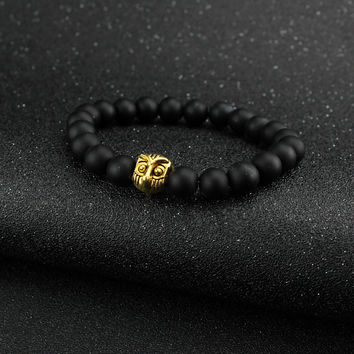 Stylish Gift Great Deal Hot Sale Shiny Awesome New Arrival Accessory Owl Yoga Bracelet [6464831809]