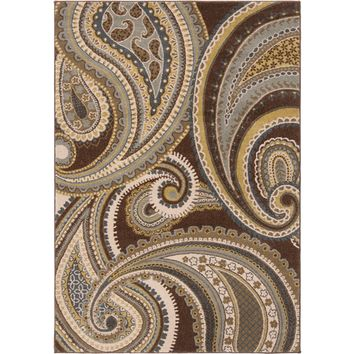 "Surya Floor Coverings - MTR1009 Monterey 5'3"" x 7'6"" Area Rug"
