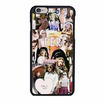 taylor swift collages perf iphone 6 6s 4 4s 5 5s 5c cases
