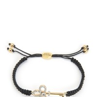 Pave Key Friendship Bracelet by Juicy Couture