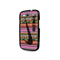Just Do It Aztec 3 Samsung Galaxy S3 Cases