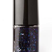 FOREVER 21 Deep Purple Glitter Nail Polish Purple/Multi One
