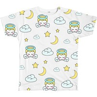Sleepy Angel Tee