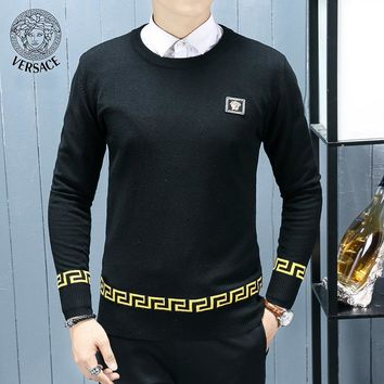 Versace Top Sweater Pullover-19
