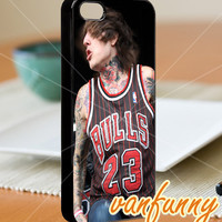 Oliver Sykes BMTH - iPhone 4/4s/5 Case - Samsung Galaxy S3/S4 Case - Blackberry Z10 Case - Ipod 4/5 Case - Black or White