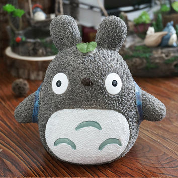Hayao Miyazaki's My Neighbor Totoro Piggy Ornaments, Shoulder Bag, Backpack, Birthday Gift