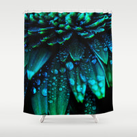 flower Shower Curtain by Ingz