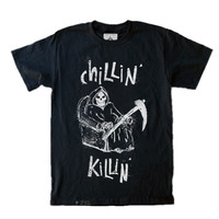 KULT Clothing — CHILLIN' KILLIN' TEE