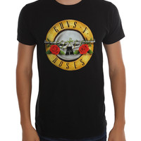 Guns N' Roses Logo T-Shirt