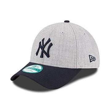 New Era MLB The League Heather 9Forty Adjustable Cap