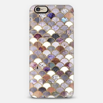 Textured moons iPhone 6 case by Maria Kritzas | Casetify