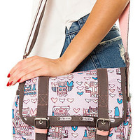 LeSportsac The Two Pocket Messenger In Totally Totem : Karmaloop.com - Global Concrete Culture