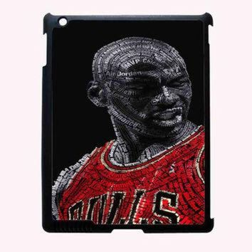 VONR3I Michael Jordan FOR IPAD AIR CASE *PS*