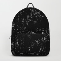 Vintage Abstract Backpack by kasseggs