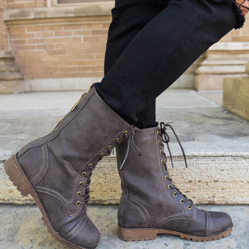 Breckenridge Lace Up Boots