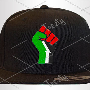 Free Palestine Snapbacks Snapback Hats Hat Caps Cap No War Items Peace Clothing Free Gaza