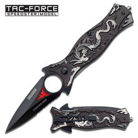 SPRING ASSIST - GREY DRAGON KNIFE - SPEAR & SPIKE TACTICAL