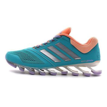 Original New Arrival Adidas Official Springblade Women's Running Shoes Sneaker