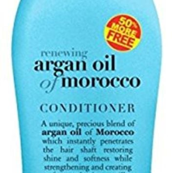 Ogx Conditioner Argan Oil Of Morocco 19.5 Ounce (2 Pack)
