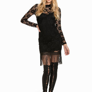 Polo Fringe Dress, NLY Trend