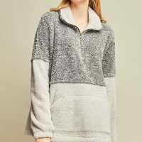 Arctic Chill Sweatshirt - Heather Grey