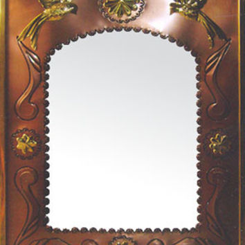 "Tin Mirror ""Varsovia"""