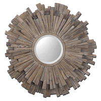 Mirrors, Dorian Wall Mirror, Walnut, Wall Mirrors
