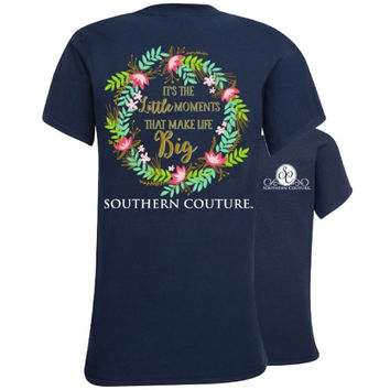 Southern Couture Preppy Little Moments T-Shirt