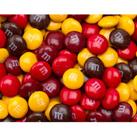 Harvest Blend Milk Chocolate M&M's Candy: 11.4-Ounce Bag