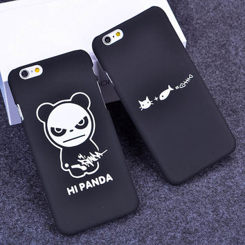 Cute Animl Case for iPhone