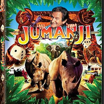 Robin Williams & Kirsten Dunst & Joe Johnston-Jumanji