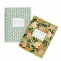 Moss Garden Pocket Notebooks by RIFLE PAPER Co. | Made in USA