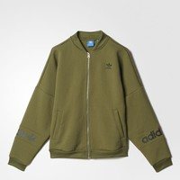 adidas Track Jacket - Brown | adidas US